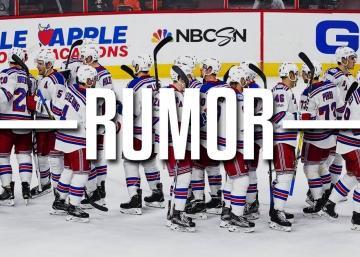 RUMOR: Rangers Looking To Add Defensive Help