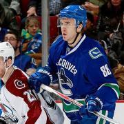 Report: 6 foot, 7 inch, 265 pound beast Tryamkin to make NHL return next season