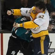 Breaking: Johansen dodges a bullet for vicious hit!
