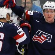 Breaking: Jimmy Vesey has reportedly narrowed the list to two finalists.