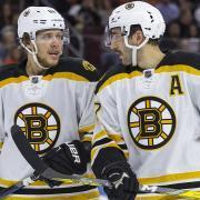 Breaking: Bruins superstar out again with mystery injury.