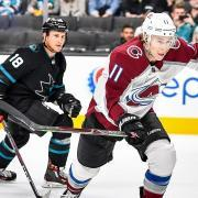 Two big line up updates for Game 6 between the Sharks and Avalanche.