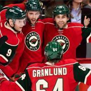 Wild' attack on pace to shatter team record.