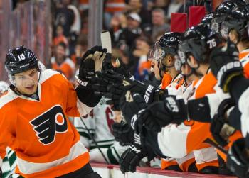 Flyers' UFA ready to leave team behind.