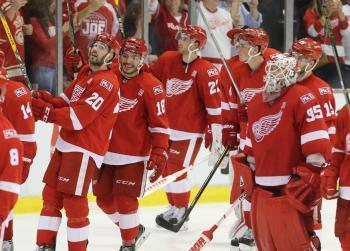 Breaking: Detroit Red Wings sign a 23-year-old forward!