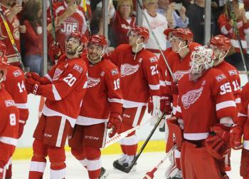 Breaking: Detroit Red Wings sign a free agent star!