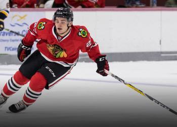 Hawks' DeBrincat poised for NHL stardom