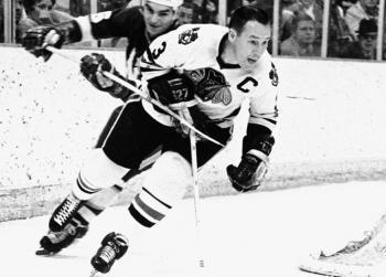 Remembering Hawks legend Pierre Pilote