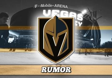 Star free agent being connected to the Las Vegas Golden Knights.