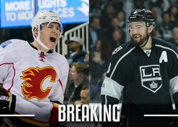 BREAKING: Matthew Tkachuk fires back at Doughty's comments saying he's a DIRTY player.