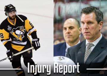 Injury Report: Timeline seems to be set for Kris Letang!