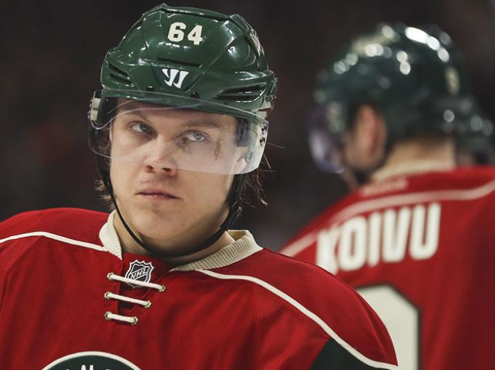 Breaking: Granlund reportedly suffers injury during training