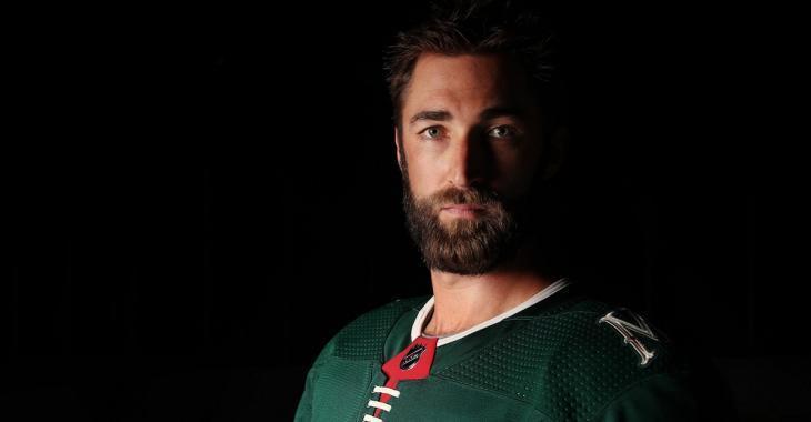 Veteran defenseman sent to the AHL as team tries to trade him.