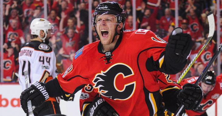 """Rumor: Flames """"eyeing"""" a major move with Sabres"""