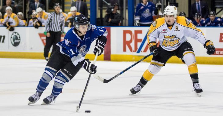 Transaction Alert: NHL team signs WHL scoring leader
