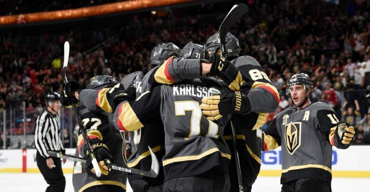 Breaking: Golden Knights announce historic move on Tuesday!