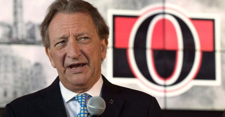 Senators owner Eugene Melnyk sues partner over 'failed' downtown NHL arena bid