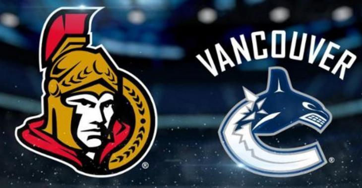 Rumors of a big trade between the Ottawa Senators and the Vancouver Canucks.