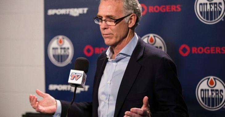 Breaking: MacTavish out in Edmonton