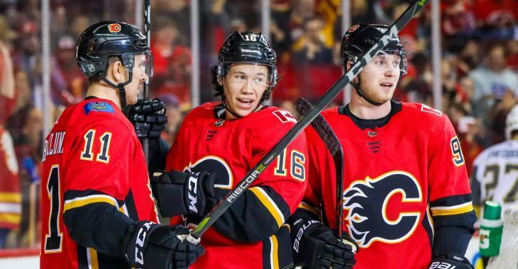 Flames forward leaves team for opportunity to play for China in 2022 Olympics