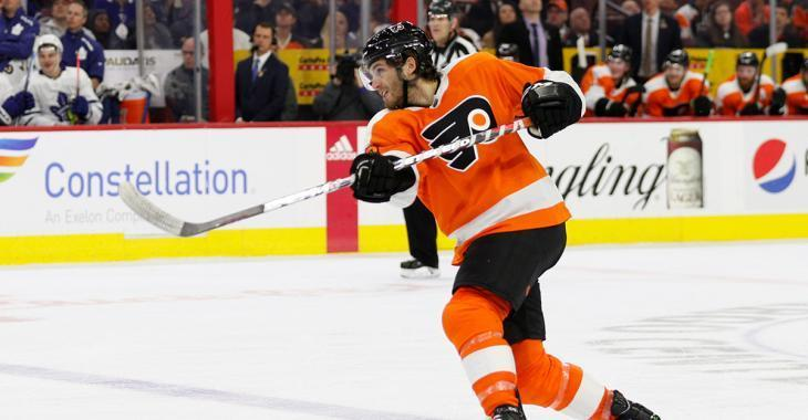 ICYMI: Flyers trade key player from Simmonds trade