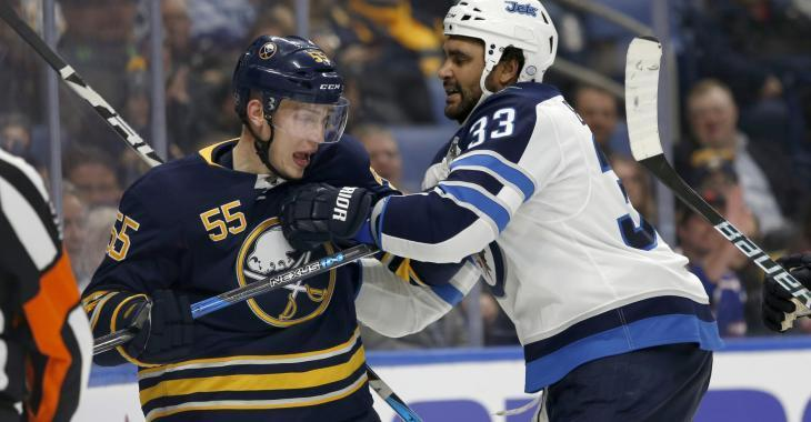 Jets pushing hard for trade with Sabres?