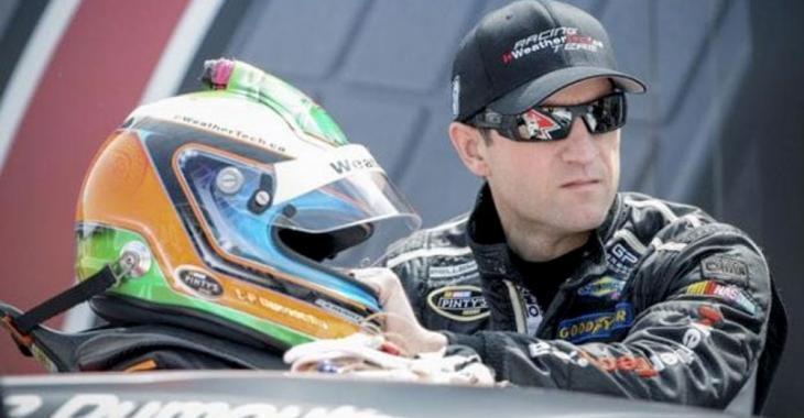 Former NHL defenseman turns to NASCAR as second career