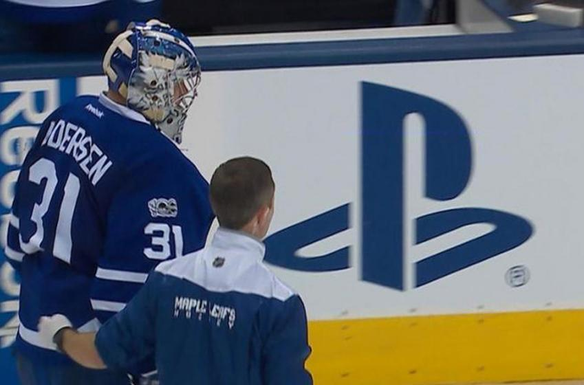 Breaking: Leafs announce Andersen's return date