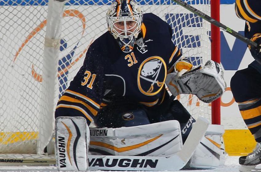 Rumor: Rutherford eyeing Sabres for goalie help?