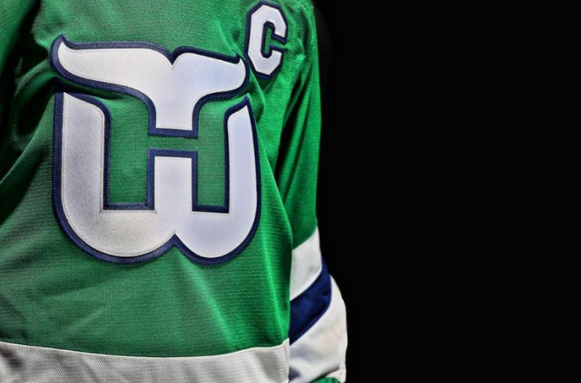 Breaking: The return of the Hartford Whalers!