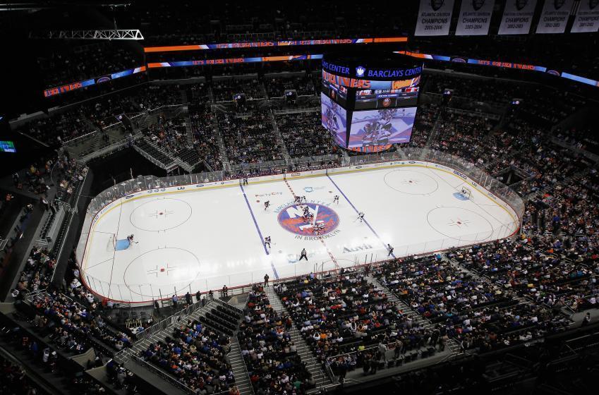 Islanders set embarrassing new low in attendance for regular season game against Sharks