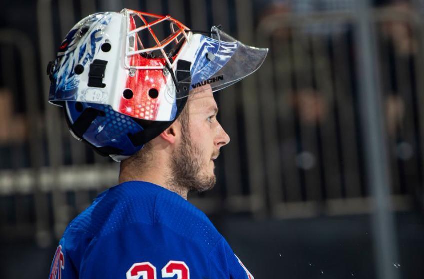 Breaking: Rangers make a move in net, demote Georgiev