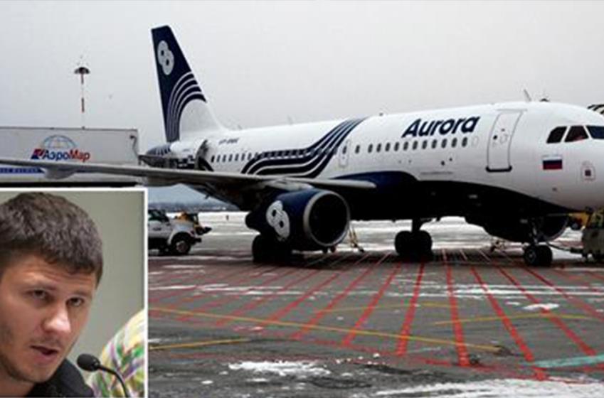 Former NHLer Saprykin reportedly attacks female flight attendant, forces emergency landing