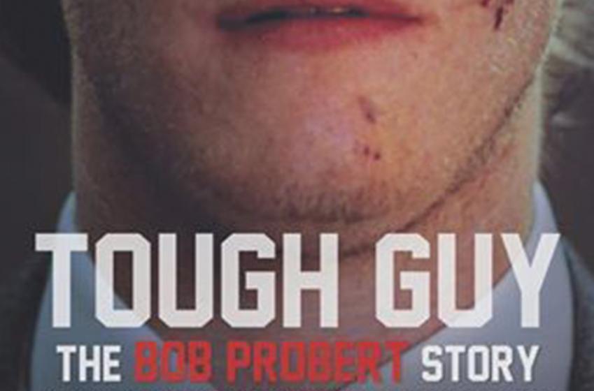 Watch the trailer for the new documentary on legendary NHL enforcer Bob Probert