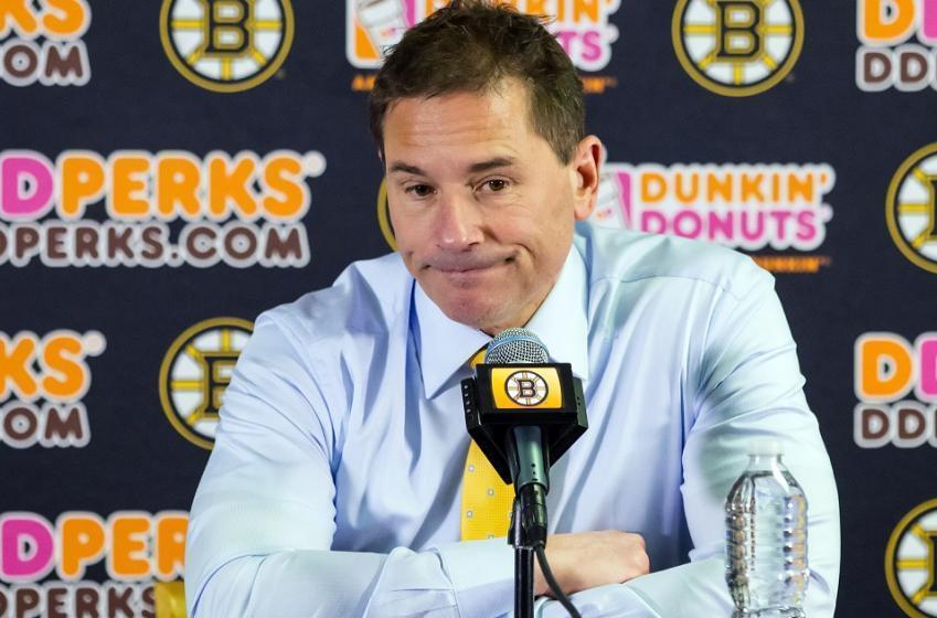 Former Hurricanes player unloads on Bruins coach Bruce Cassidy.