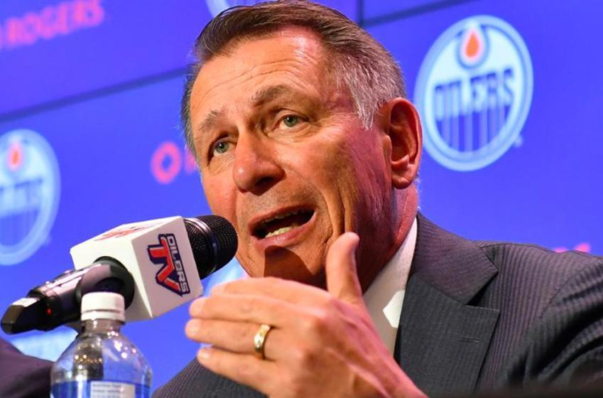 Report: Oilers next head coach has been chosen