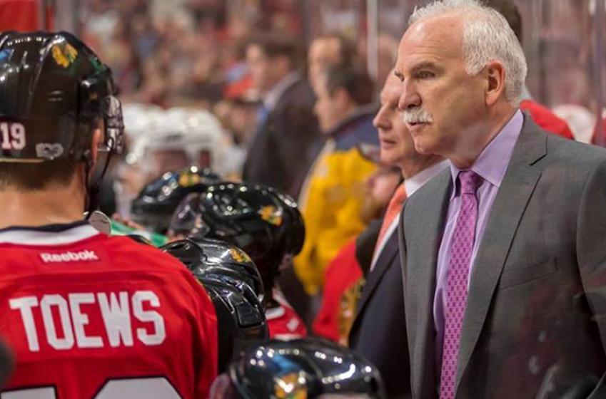 NHL insider makes interesting prediction on Joel Quenneville's future