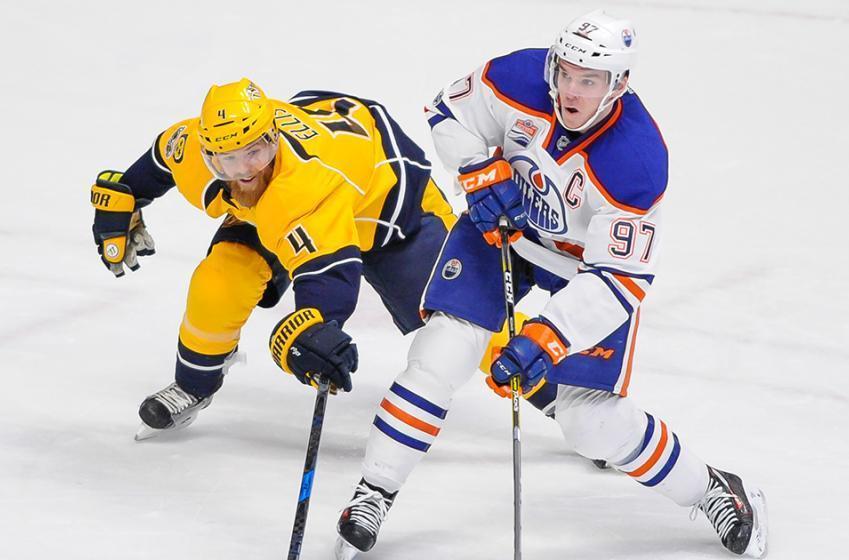 Rumor: Oilers and Predators linked in trade talks