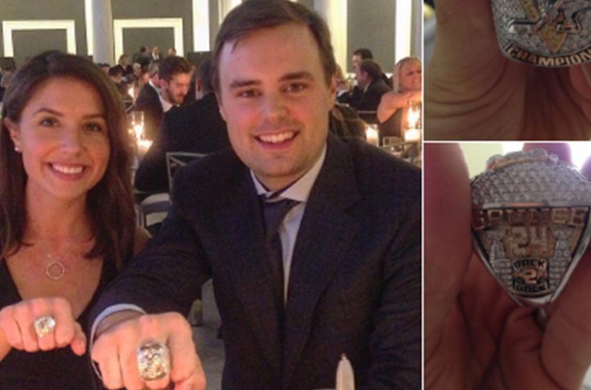 Penguins Cup winner has Stanley Cup ring stolen!