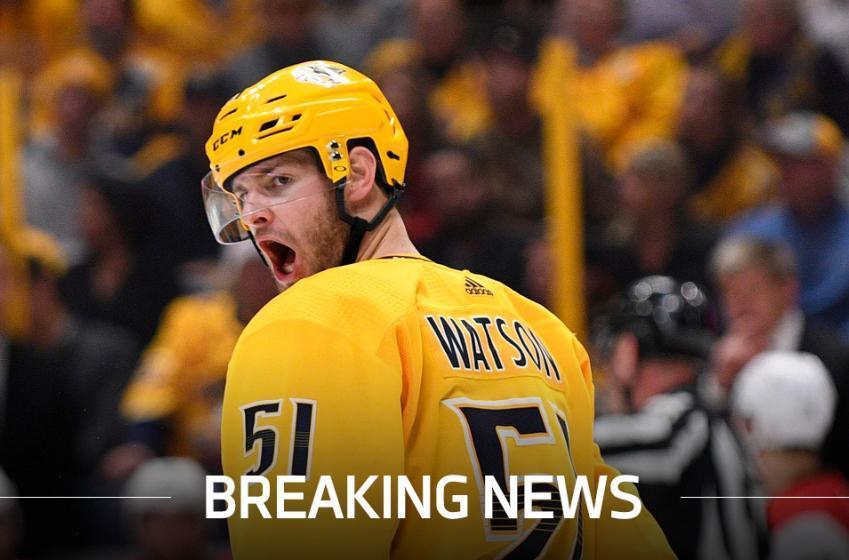Disturbing new details emerge in domestic abuse case against NHLer Austin Watson.