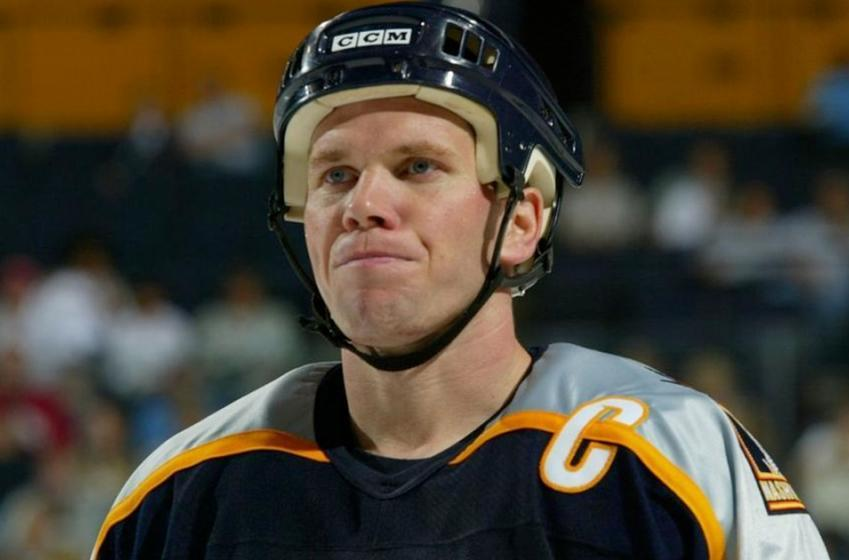 The tragic details of former NHL captain Greg Johnson's death