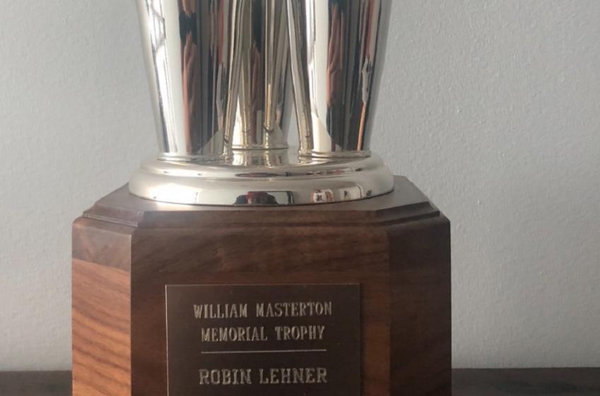 The NHL has made a brutal mistake on Robin Lehner's Masterton Trophy.