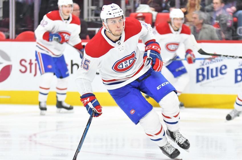Kerby Rychel's hockey career hits rock bottom.