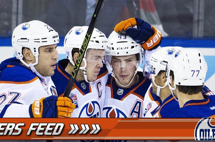 Oilers recall veteran forward