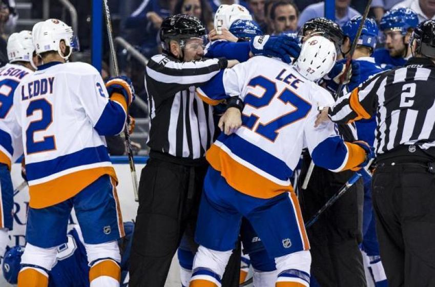 Islanders 2016/17 Season Highlights