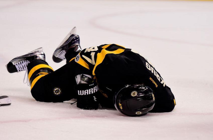 Breaking: Bruins to start season without Krug...