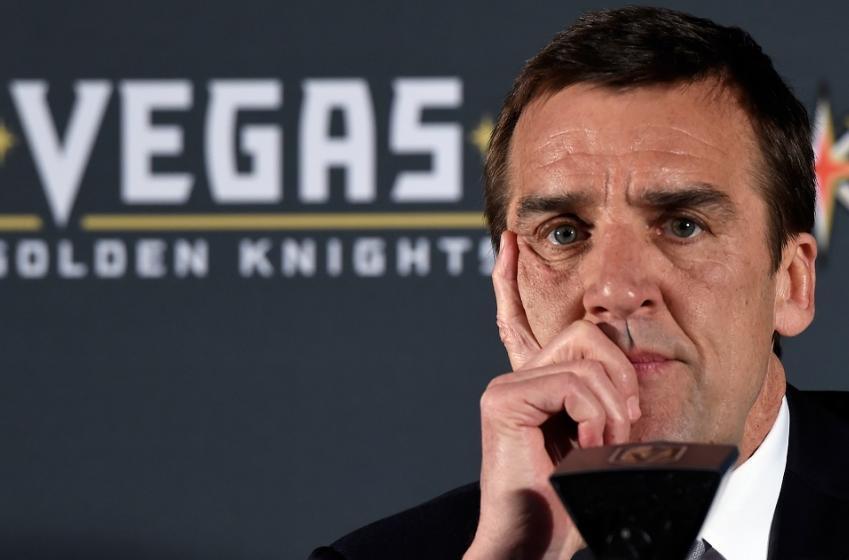 Breaking: Golden Knights sign defenseman to three-year deal.