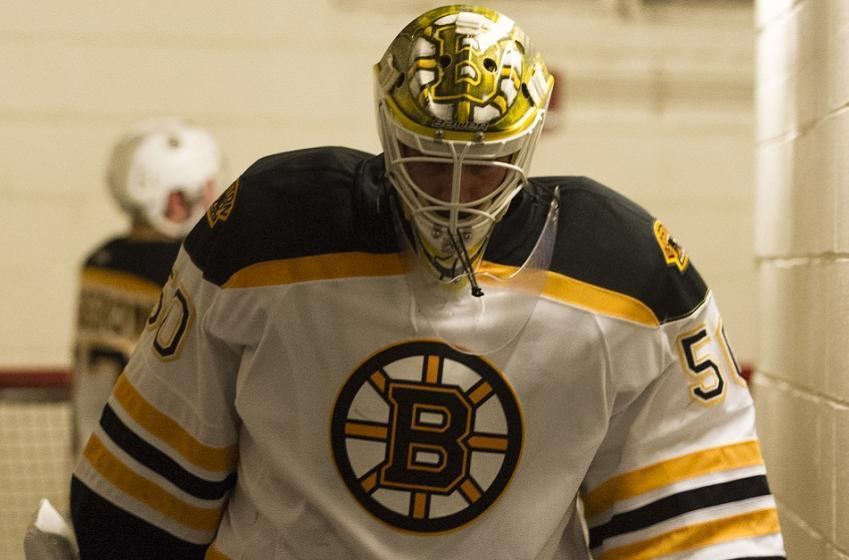 Major goaltending controversy brewing in Boston.