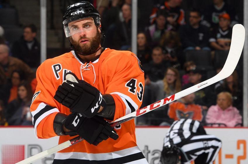 Breaking: Flyers assign veteran defenseman to the AHL