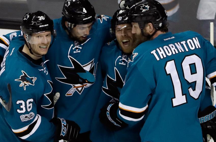Report: Sharks make shocking roster move